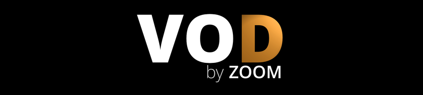 Logo VOD By Zoom